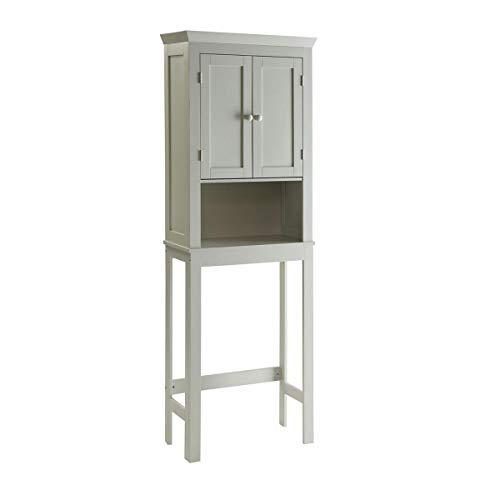 4D Concepts Rancho Space Saver Cabinet, Vanilla Cappuccino