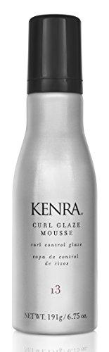 Kenra Curl Glaze Mousse 13, 6.75 Ounce