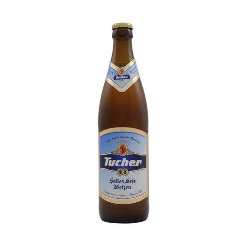 Tucher Helles Hefeweizen (0,5 l / 5,2% vol.)