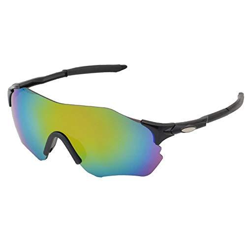 Gafas De Sol Polarizadas para Hombres Gafas Deportivas Antideslumbrantes Sin Montura Lente Degradada Gafas De Sol Gafas De Ciclismo para Exteriores Gafas Deportivas De Conducción Gafas De C