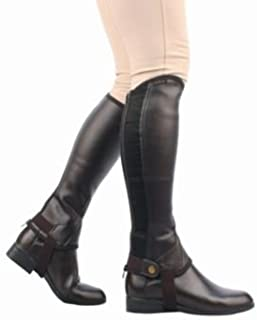 motorcycle half chaps for women