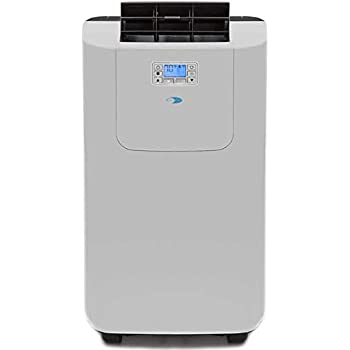Whynter Elite ARC-122DS 12,000 BTU Dual Hose Portable Air Conditioner, Dehumidifier, Fan with Activated Carbon Filter Plus Storage Bag for Rooms up to 400 sq ft, Multi