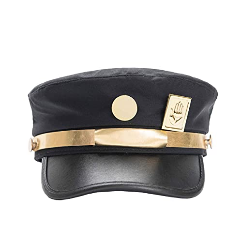 Cosplay Real Type Hat with Metal label