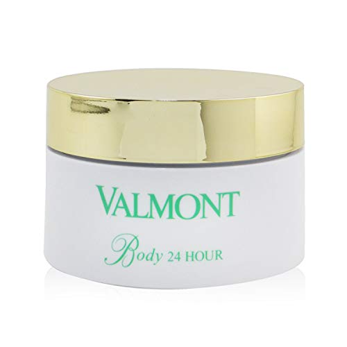 Valmont Body 24 Hour Crema Corporal 200ML, Creme Corps Heures Mixte, Negro, Seulement
