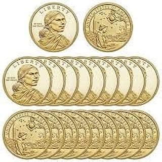 2019 S Native American Dollar Roll of 20 2019 S Native American Dollar $1 Proofs Sacagewea $1 Proof