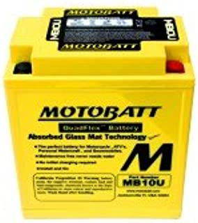 NEW Motobatt AGM Battery Fits Kawasaki KZ200 KZ305 KZ650 KZ900 Z250 Motorcycles