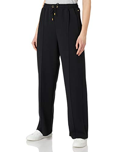 Scotch & Soda Maison Damen Soft Sweatpants Lässige Hose, 0008 Black, 27