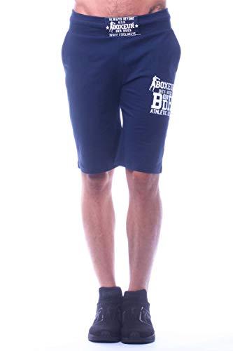 BOXEUR DES RUES - Pantaloni Corti in Jersey con Stampe, Uomo