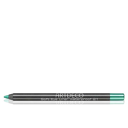 Soft Eye Liner, 21, light green, hellgrün Augenkonturenstift, waterproof, Artdeco