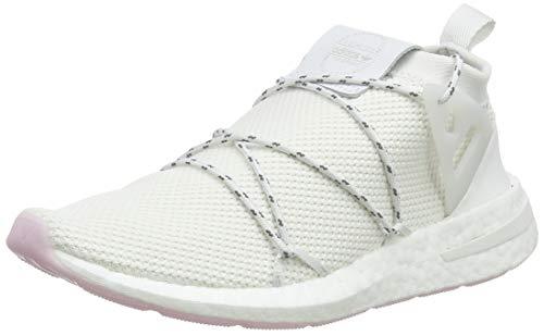 adidas Arkyn Knit W, Zapatillas de Gimnasia Mujer, Blanco (Crystal White/FTWR White/Clear Pink Crystal White/FTWR White/Clear Pink), 39 1/3 EU