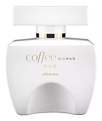 Coffee Woman Duo Perfume Colônia, 100ml