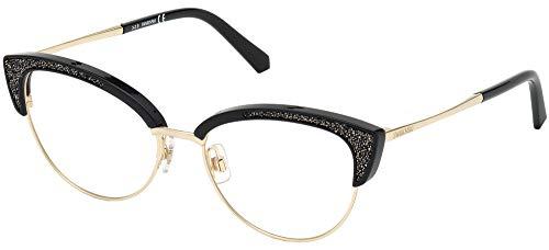 Occhiali da Vista Swarovski SK5363 032 53-17-145 donna oro palladio