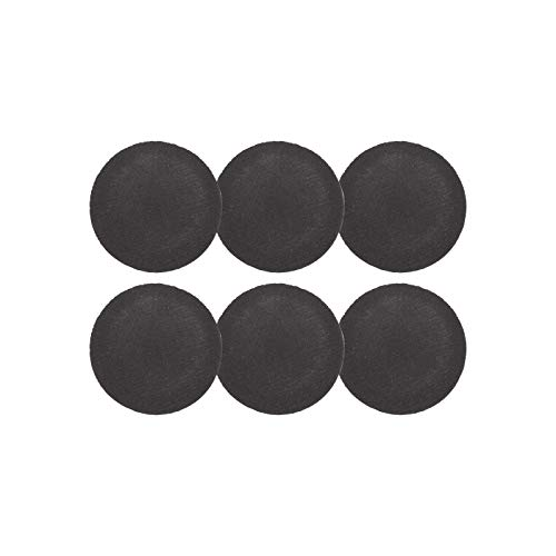 Dremel SC413 EZ SpeedClic Schleifscheiben - Zubehörsatz für Multifunktionswerkzeug mit 6 Schleifscheiben Körnung 240 30mm, zum Flächen und Kantenschleifen von Holz, Kunststoffe, Metallrohren, u.v.m.