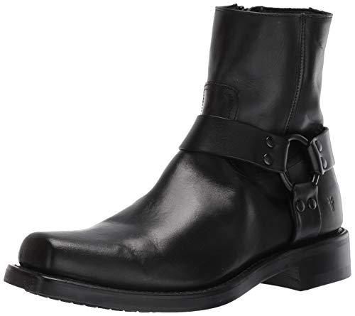 FRYE Herren Conway Harness modischer Stiefel, schwarz, 39.5 EU