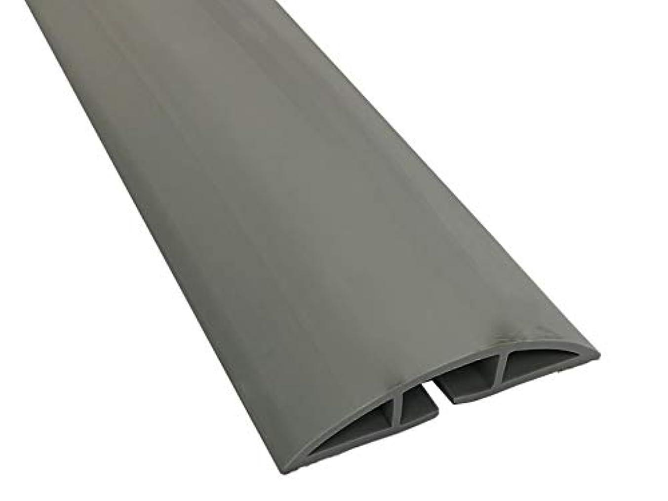 Floor Cord Cover Kit (6FT, Gray)