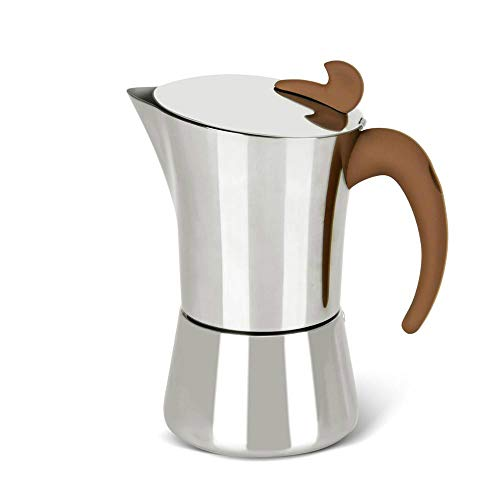 Why Should You Buy teapot Stainless Steel Stove Espresso Maker Latte Mocha Coffee Pot Tool For Home ...
