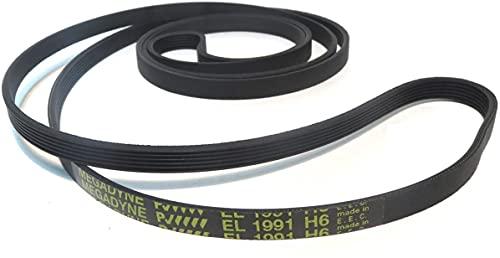 Lazer Electrics - Cinturón para secadora Hotpoint Indesit Contitech 144002145 6Phe 1991