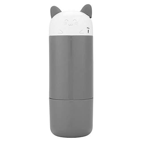Esterilizador de vapor eléctrico para biberones, esterilizador portátil para biberones para bebés que se ajusta a todos los biberones