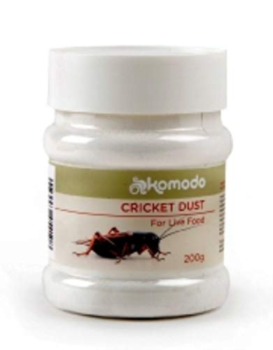 Komodo 541893 Cricket Dust 200g
