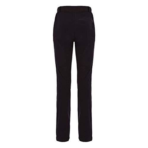 Trangoworld WIFA DN Pantalon Femme, Noir, XL