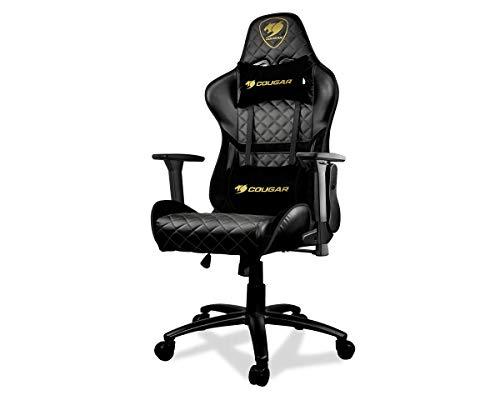 COUGAR Armor ONE Royal Gaming Chair, Black
