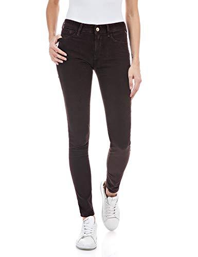 Replay Damen New Luz Jeans, Braun (625 BROWN), W28/L32