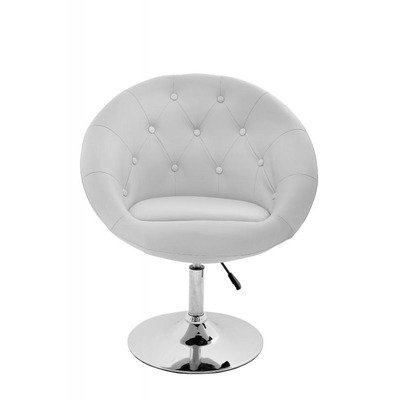 Fauteuil Lounge imitation cuir
