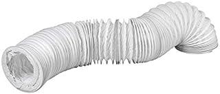 Durchmesser 100mm lange 1m PVC Abluftschlauch - Schlauch - Abzug - Abluft für Klimaanlagen, Wäschetrockner, Abzugshaube Trocknerzubehör