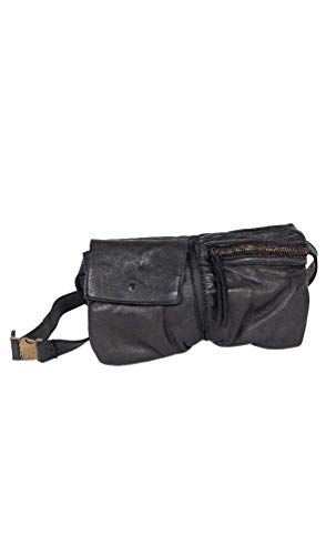 Michaelax-Fashion-Trade Freaky Nation - Damen Ledertasche, Xico (610791), Farbe:Black (9000), Größe:one size