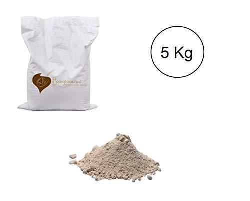 Bongiovanni (Farine e bontà naturali) Bio pieno Grana pane di farina di farro 5kg