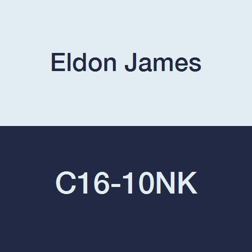 Eldon Mail order cheap James C16-10NK Natural Kynar Coupler 1