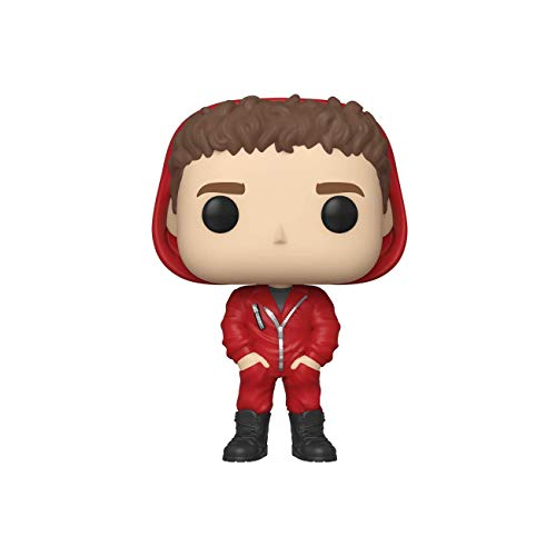 Funko- Pop TV: La Casa de Papel-Rio Collectible Figure, Multicolor, Estándar (44198)