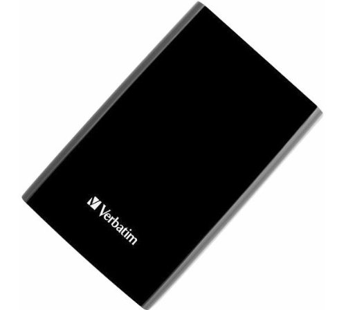 Verbatim Store 'N' Go - Hard Disk Esterno Portatile, USB 3.0, Nero, 750 GB