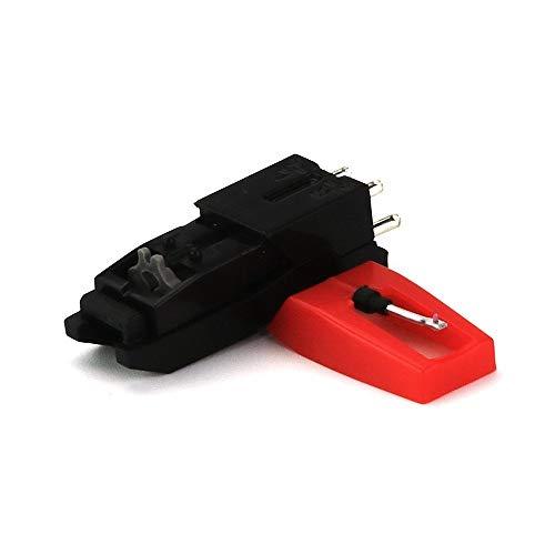 popluxy ターンテーブル針 レコードプレーヤー用交換針 ターンテーブル用ニードル レコードプレーヤーユニバーサル