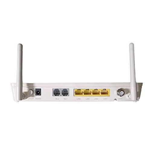 Generic GPON ONT Echolife HG8247H FTTH Modem with 2Voice 4GE WiFi CATV Port English Version