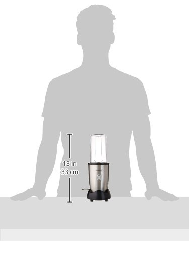 Premium PB312 9 Piece Personal Blender Set, Silver