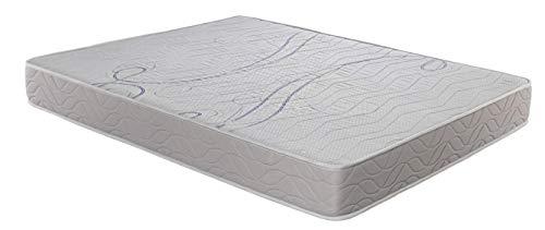 ROYAL SLEEP Colchón viscoelástico 90x190 firmeza Media, adaptabilidad y Calidad Alta, Altura 21m - Colchones Xfresh Premium