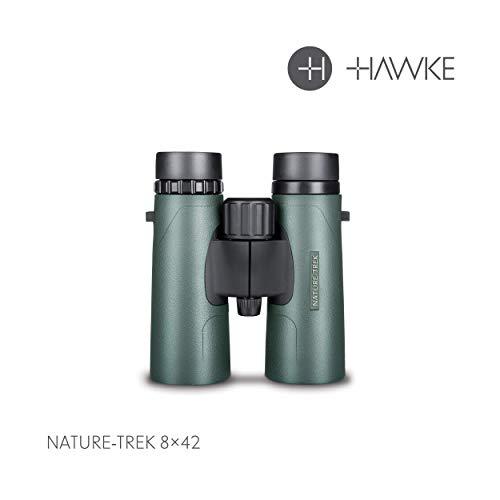 Hawke NATURE-TREK 10x42 verrekijker, groen, M