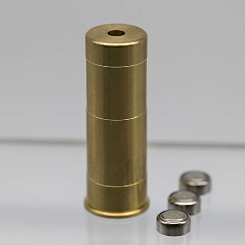 MAYMOC 12G calibre Cartouche Laser Bore Sighter simbleautage