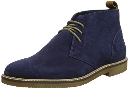 Kickers Tyl, Zapatos de Cordones Derby para Hombre