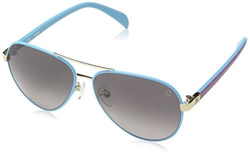 TOUS STO329-580H33 Gafas de sol, Shiny Rose Gold, 58 para...