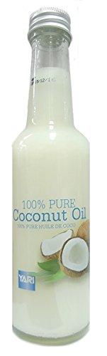 Yari 100% Pure Coconut Oil - Huile de coco - 250 ml