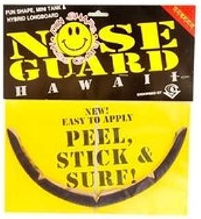 SURFCO Super Slick Nose Guard Longboard Black
