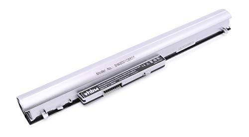 vhbw Batterie Compatible avec HP Pavilion TouchSmart 15-N010SG, 15-N040US, 15-N071NR, 15-N287CL Laptop (2200mAh, 14,8V, Li-ION)