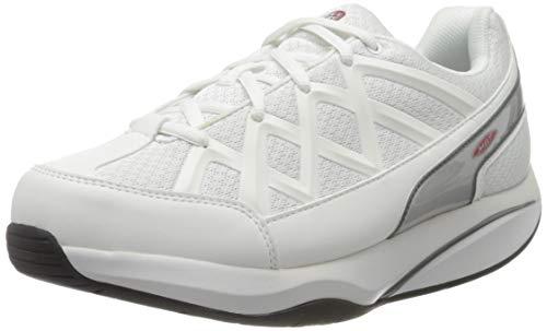 MBT MBT Damen Sport 3 Comfort Width W Sneakers, Weiß (White 16y), 36 EU