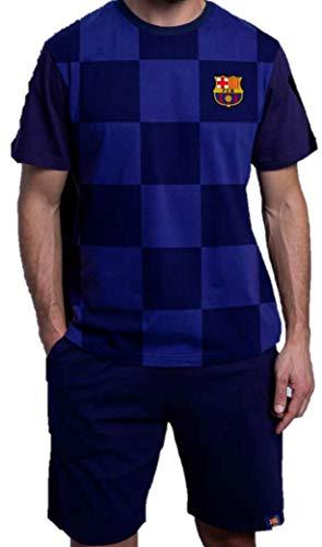 Pijama JR DE Verano Futbol Club Barcelona 2020