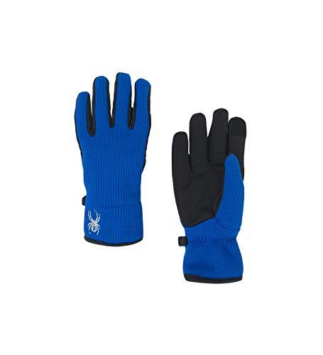 Spyder Damen Bandita Stryke Handschuh, türkisches Meer/Schwarz/Schwarz, Größe XS