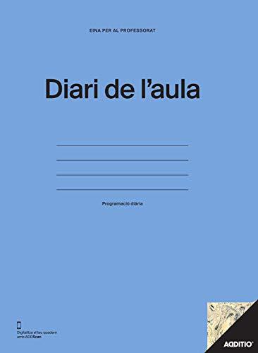 Additio C111 - Diario del aula (catalán), colores surtidos