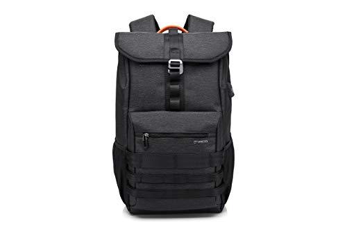 TangCool Morden Casual Backpack - Black