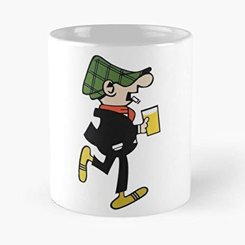 KiwLa TV Andy Show Cartoon 80S Childhood CAPP Migliore Tazza da caffè Regalo 11 oz
